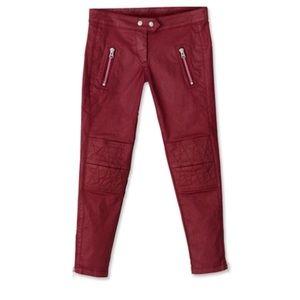 Isabel Marant pour H&M red jeans. EUR 36
